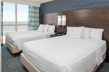 Süit, 1 Yatak Odası, Sigara İçilmez, Okyanusa Sıfır