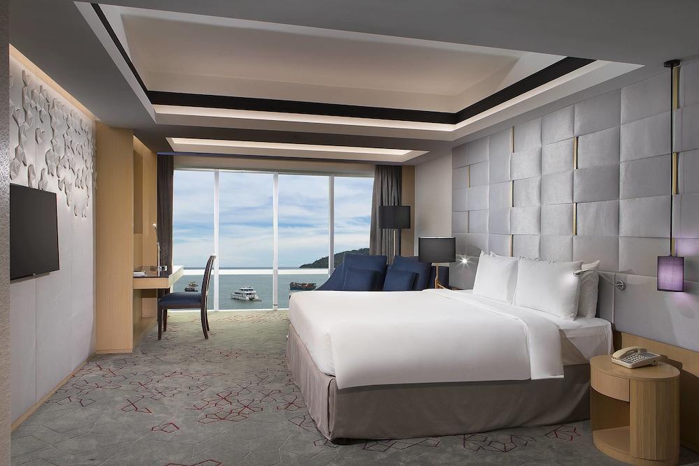 르 메르디앙 코타키나발루(Le Meridien Kota Kinabalu) Hotel Image 14 - Guestroom