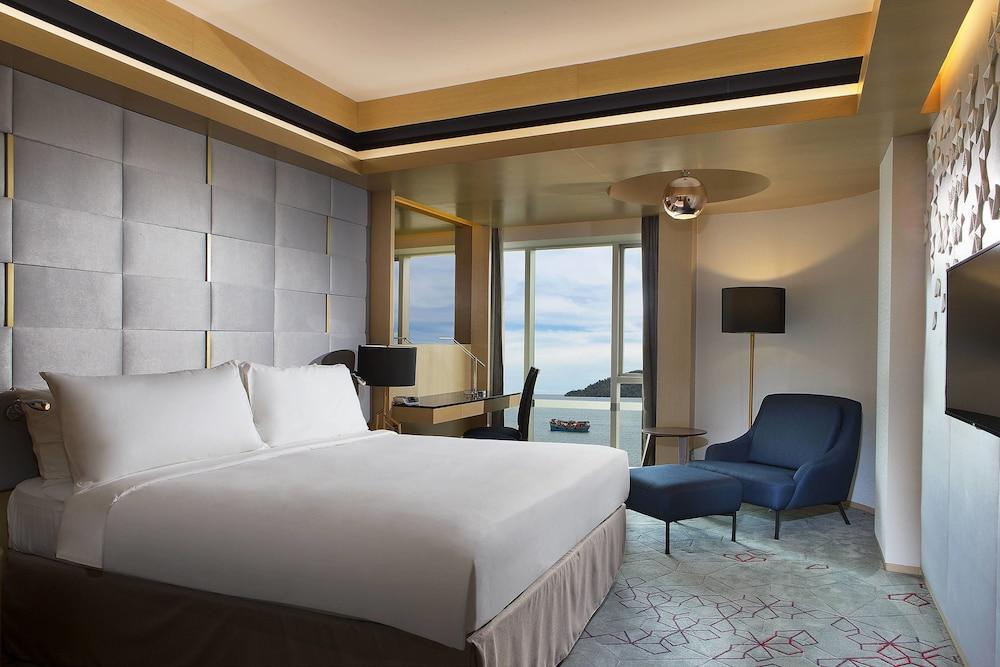 르 메르디앙 코타키나발루(Le Meridien Kota Kinabalu) Hotel Image 15 - Guestroom
