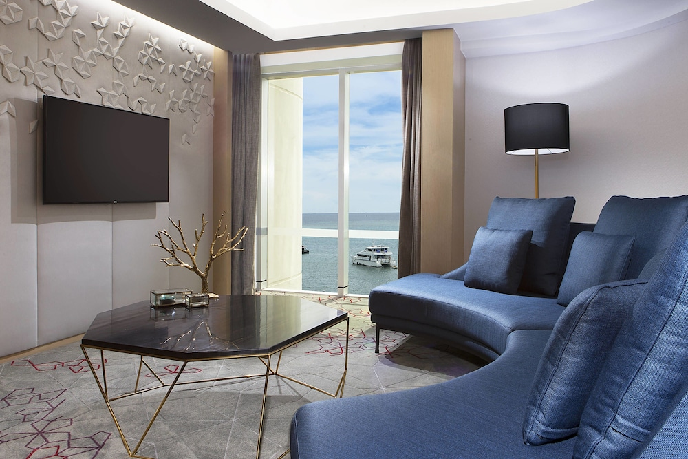 르 메르디앙 코타키나발루(Le Meridien Kota Kinabalu) Hotel Image 13 - Guestroom