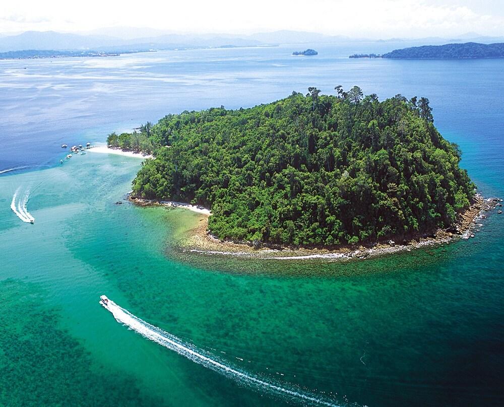 르 메르디앙 코타키나발루(Le Meridien Kota Kinabalu) Hotel Image 63 - Beach/Ocean View