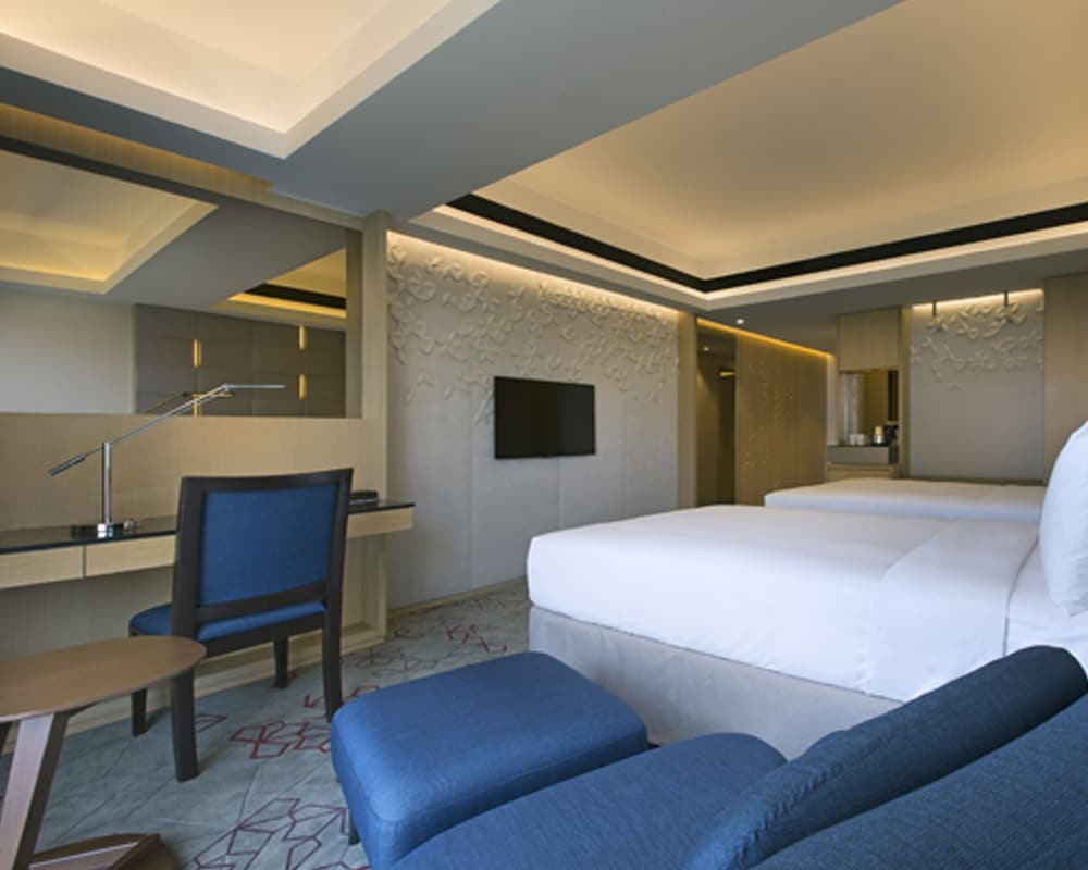 르 메르디앙 코타키나발루(Le Meridien Kota Kinabalu) Hotel Image 12 - Guestroom