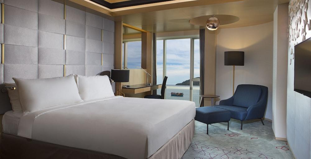 르 메르디앙 코타키나발루(Le Meridien Kota Kinabalu) Hotel Image 8 - Guestroom