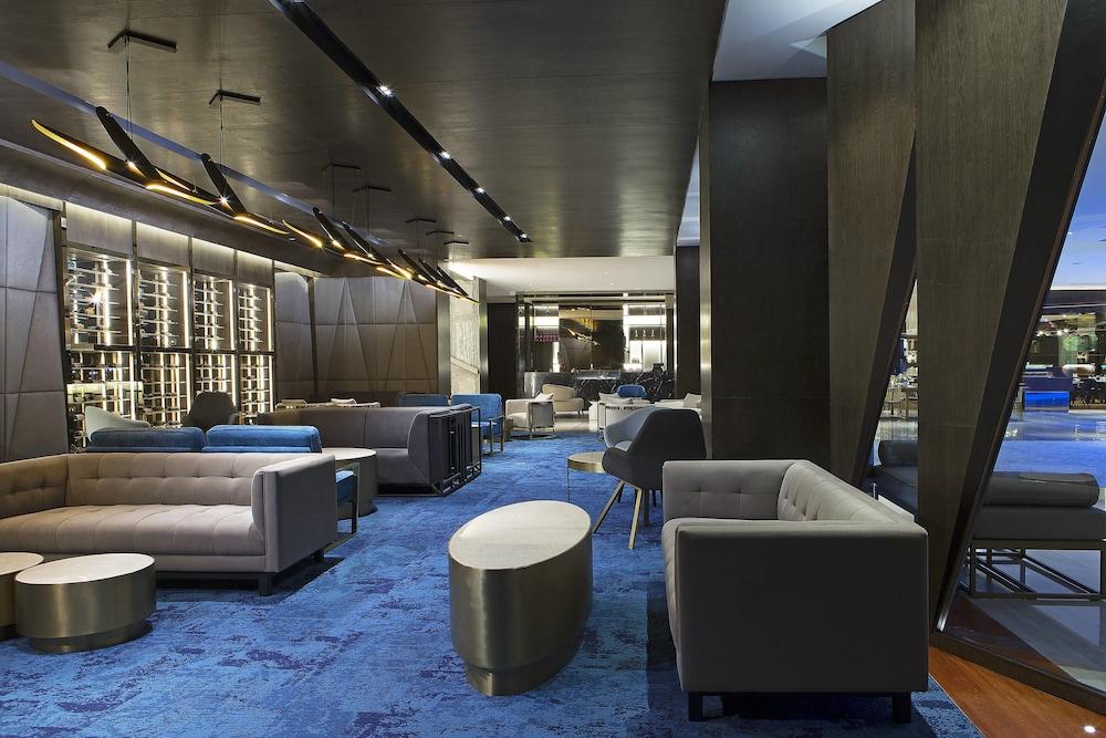 르 메르디앙 코타키나발루(Le Meridien Kota Kinabalu) Hotel Image 44 - Restaurant