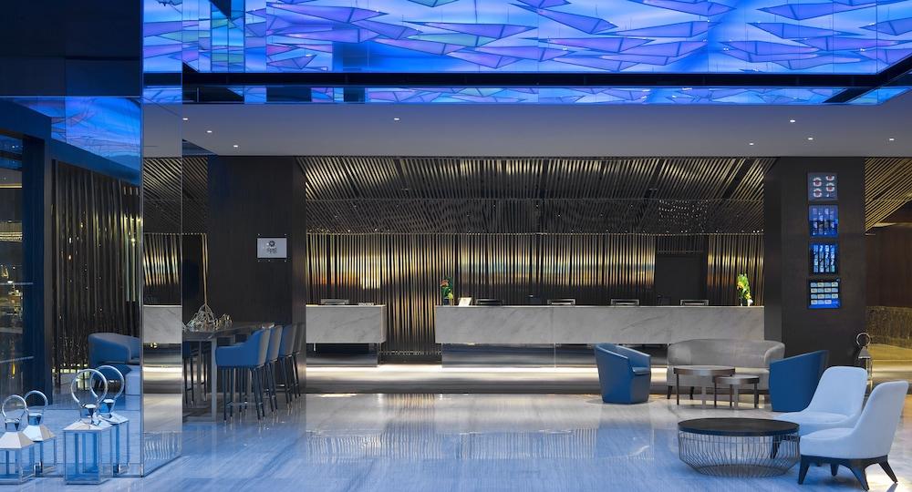 르 메르디앙 코타키나발루(Le Meridien Kota Kinabalu) Hotel Image 5 - Reception