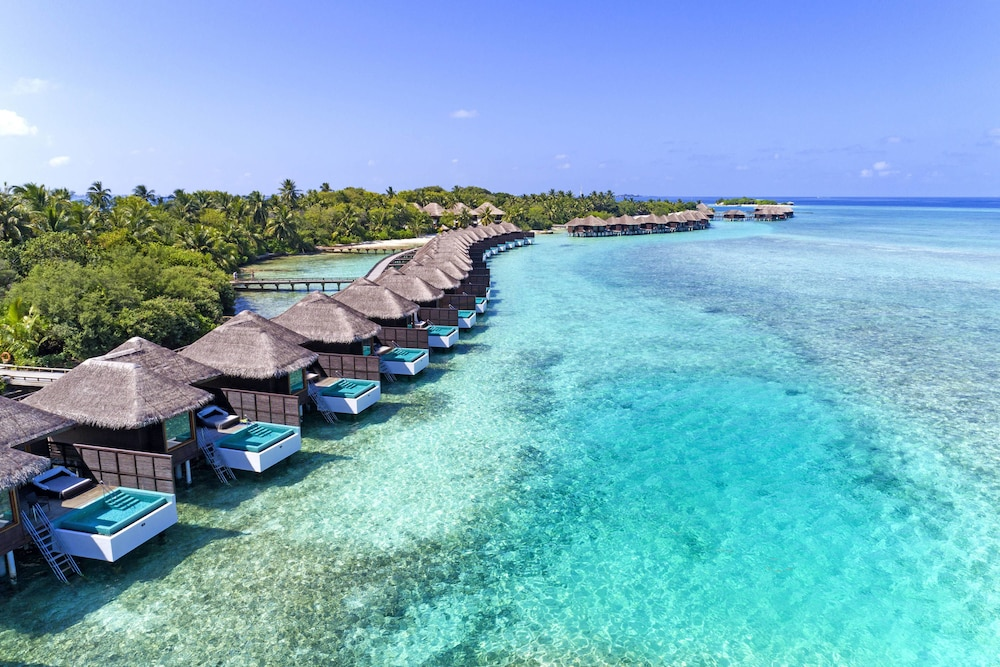 Sheraton Maldives Full Moon Resort & Spa, Photo principale