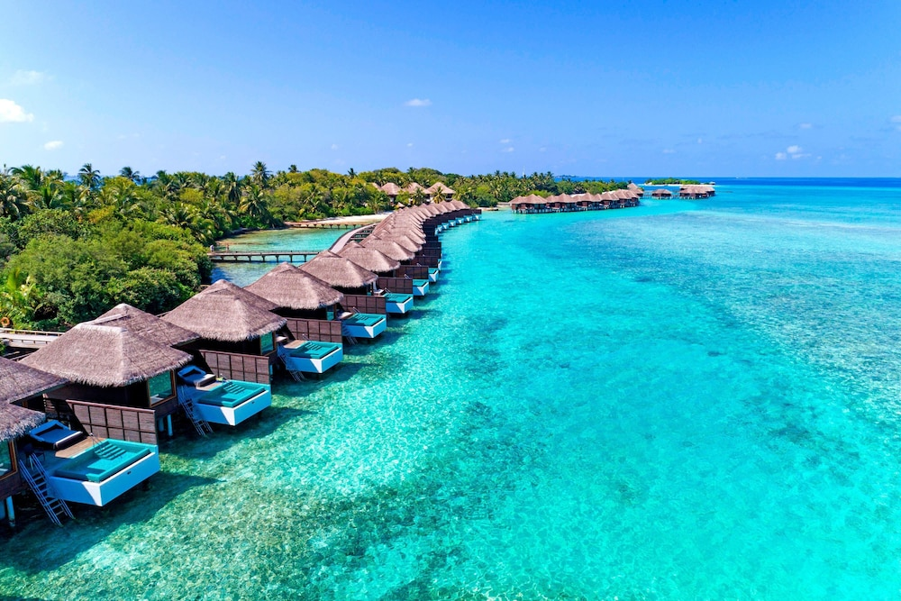 Sheraton Maldives Full Moon Resort & Spa, Imagen destacada