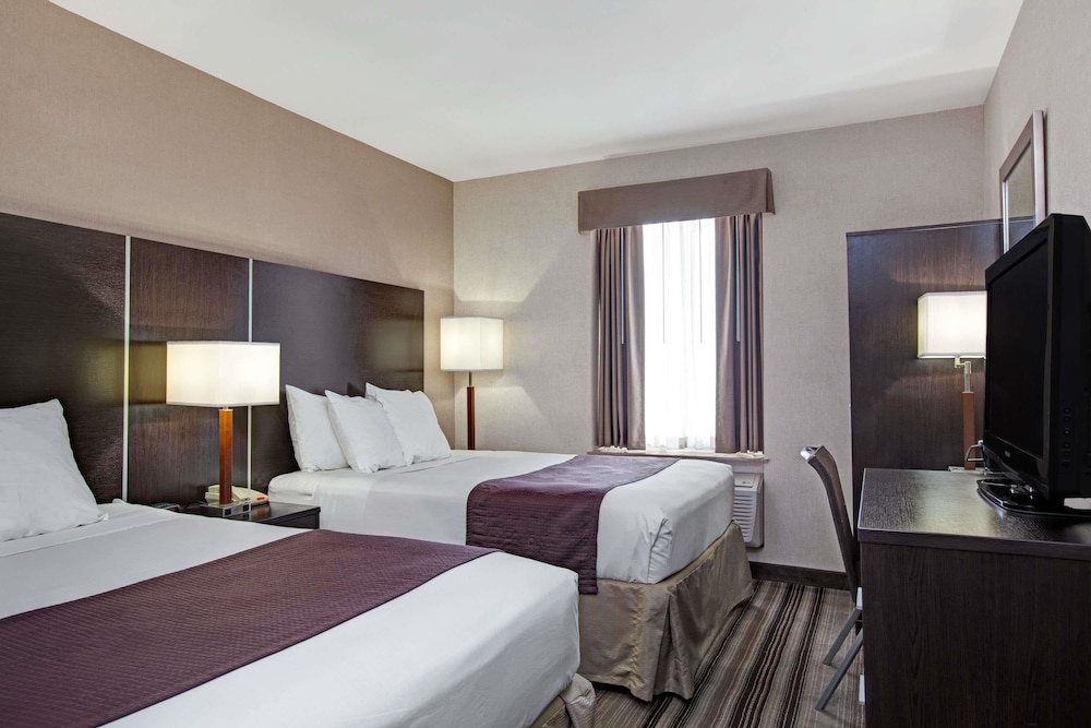 데이즈 인 바이 윈덤 자메이카/JFK 에어포트(Days Inn by Wyndham Jamaica / JFK Airport) Hotel Image 9 - Guestroom