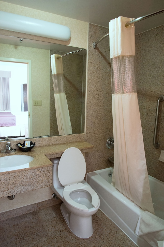 데이즈 인 바이 윈덤 자메이카/JFK 에어포트(Days Inn by Wyndham Jamaica / JFK Airport) Hotel Image 14 - Bathroom