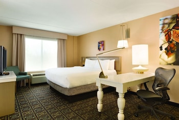 Room, 1 King Bed, Jetted Tub