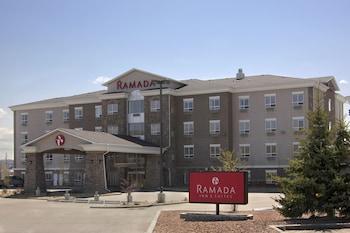 Ramada by Wyndham Drumheller Hotel & Suites - Hotel Front  - #0