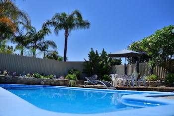 棕櫚 B&B 飯店 Palms Bed & Breakfast