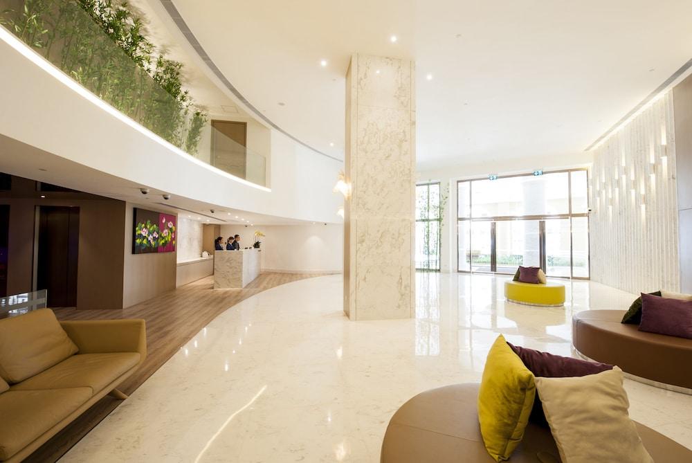 인 호텔 마카오(Inn Hotel Macau) Hotel Image 3 - Lobby Lounge