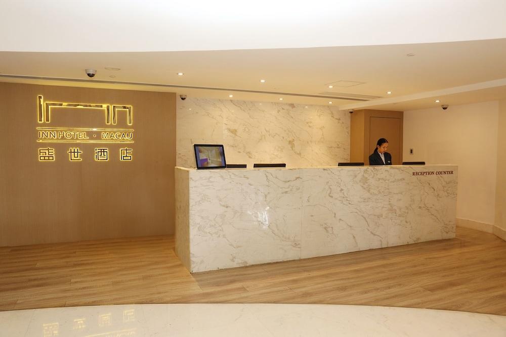 인 호텔 마카오(Inn Hotel Macau) Hotel Image 6 - Lobby Lounge