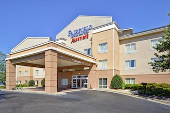 Fairfield Inn & Suites by Marriott Birmingham Fultondale/I65
