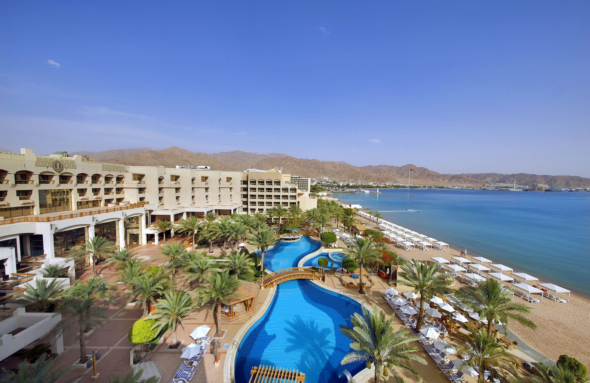 InterContinental Resort Aqaba, Aqaba