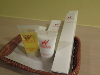 Waterfront Insular Hotel Davao Bathroom Amenities