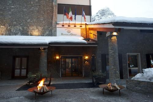 . Grand Hotel Royal e Golf