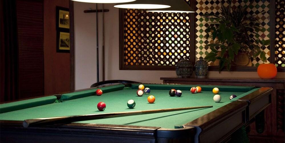빌라 만다린(Villa Mandarine) Hotel Image 22 - Billiards
