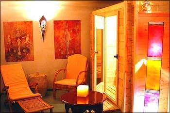빌라 만다린(Villa Mandarine) Hotel Image 13 - Living Area