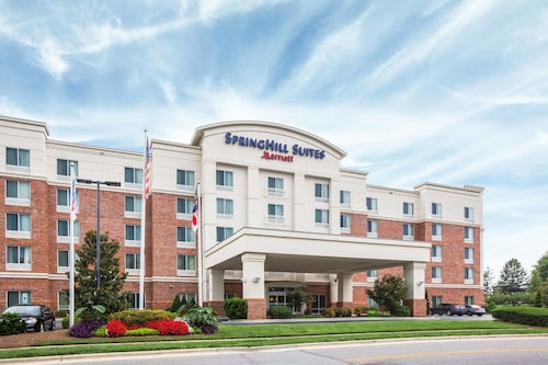 . SpringHill Suites Charlotte Lake Norman/Mooresville