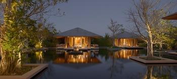 Villa, 4 Bedrooms (Beach Villa)