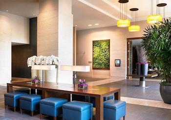 Lobby at The Westin Bellevue in Bellevue