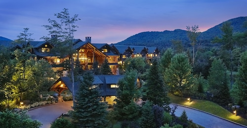 . The Whiteface Lodge