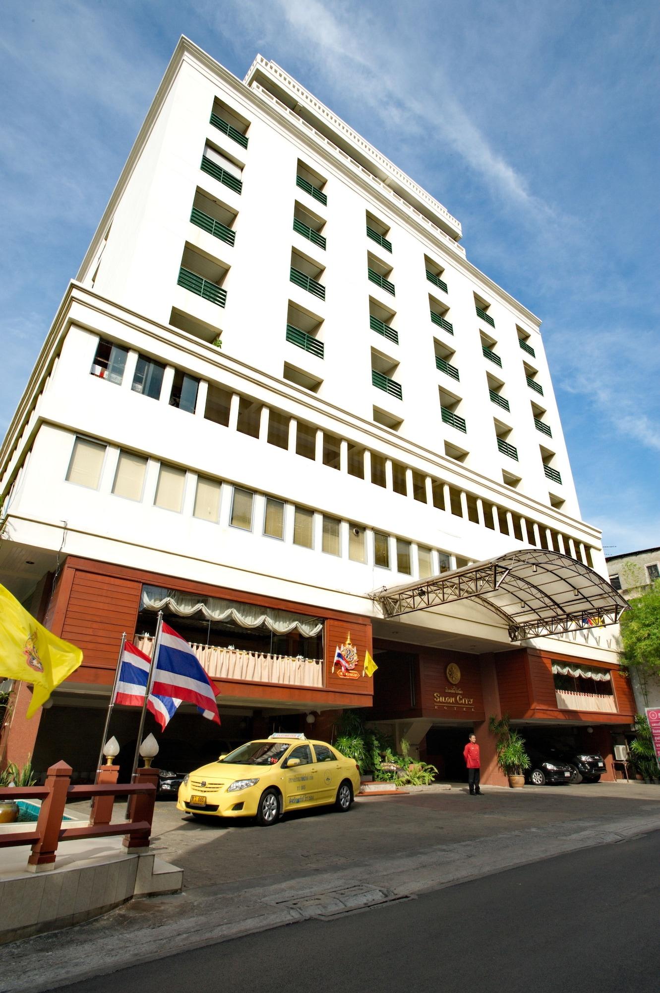 Silom City Hotel, Bang Rak