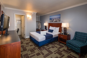 City Room, 1 Queen Bed, Accessible