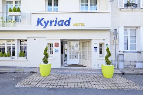 . Hotel Kyriad Saumur