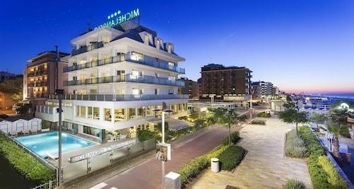 Riccione - Hotel Michelangelo - z Wrocławia, 28 marca 2021, 3 noce