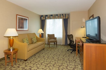 Deluxe Suite, 1 King Bed, Accessible (Roll-In Shower)