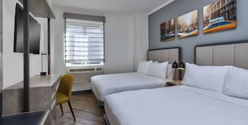 Premier Room with Two Double Beds