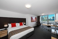 Studio Apartment at Mantra South Bank in South Brisbane