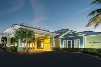 可哥海灘卡納維拉爾角萬豪住宿飯店 Residence Inn by Marriott Cape Canaveral Cocoa Beach