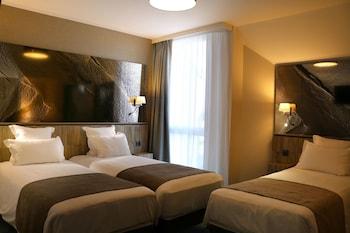 Hotel - Le Saint Aubert
