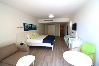 Family Double or Twin Room