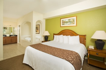 Family Suite, 3 Bedrooms, 2 Bathrooms, Fireworks View
