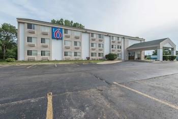 堪薩斯勞倫斯 6 號汽車旅館 Motel 6 Lawrence, KS