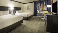 Strip View Room with 2 Queen Beds
