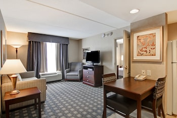 Premium Suite, 1 King Bed, Accessible (Roll-In Shower)