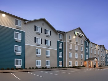 小石城伍德斯普林套房飯店 WoodSpring Suites Little Rock