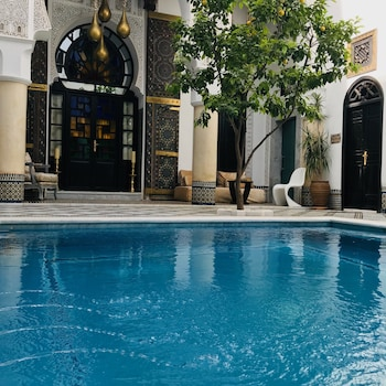Hotel - Riad Maison Bleue And Spa
