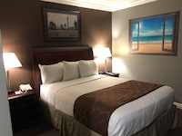 Standard Room, 1 Queen Bed at Knights Inn Downtown Los Angeles in Los Angeles
