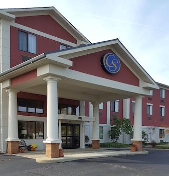 Hotel - Comfort Suites Twinsburg
