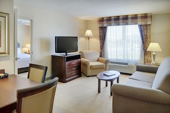 Suite, 1 Bedroom, Non Smoking (1 King Bed and Pullout Sofa Bed)