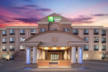 科林斯堡柯林斯飯店 Holiday Inn Express Hotel & Suites Ft. Collins