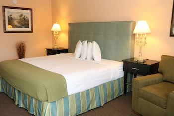 Guestroom at Shining Light Inn & Suites in Kissimmee