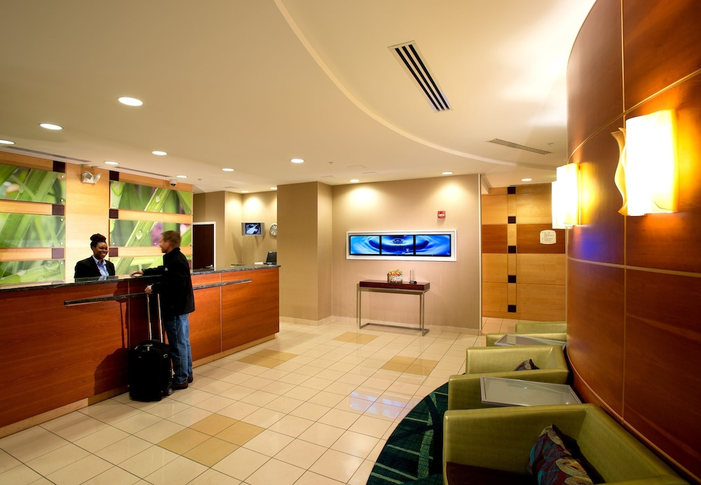 Featured Annapolis Hotel: SpringHill Suites by Marriott Annapolis